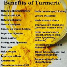 """Organic Talk on Instagram: """"Can't believe how many health benefits come from turmeric! 💛💛💛 #tumeric"""" Calendula Benefits, Matcha Benefits, Lemon Benefits, Coconut Health Benefits, Tomato Nutrition, Stomach Ulcers, Natural Antibiotics, Reduce Cholesterol, Healthy Oils"""