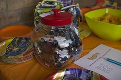 Guess Hot Many Hot Wheels In the Jar Game