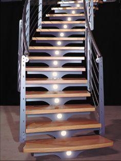 SMG - Treppen - Einholmtreppen