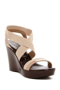 Memela Clearance sale Womens Ankle Booties Wedge Sandals Summer High Heel Flower Cross Straps Fashion Roman Sandals
