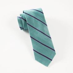 PIPE DREAM STRIPE - AQUA