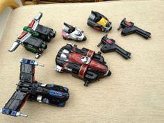 Power Rangers Deluxe SPD SWAT Megazord from TV Series Nice Toy | eBay