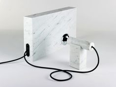 """Marble Lamp"", Camille Blin."