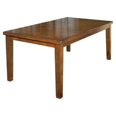STORNS Extendable Table Antique Stain