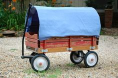 easy and quick covered wagon for VBS