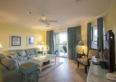 Isle of Palms Vacation Rental Condominium Oceanfront: Ocean Blvd. 1140 #104 | Island Realty