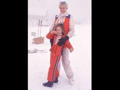 Agnetha von Abba mit ihrer Tochter Linda
