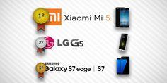 Xiaomi Mi 5 supera LG G5 e Samsung Galaxy S7 em teste de benchmark