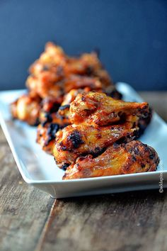 Smoked Chicken Wings Recipe