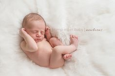 Natural Newborn Imagery by Bump Meet Baby Photography