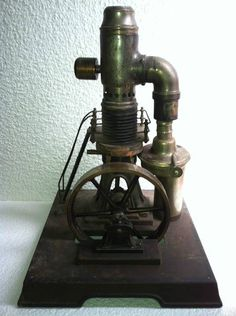 Stirling Engine  https://www.facebook.com/DiyStirlingEngine http://diystirlingengine.com/  #StirlingEngine