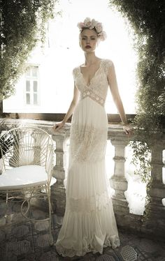 Bridal Style: Lihi Hod � Spring Summer 2014 Collection