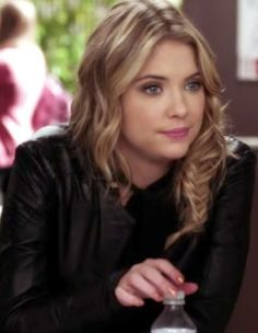 Hanna with a fishtail