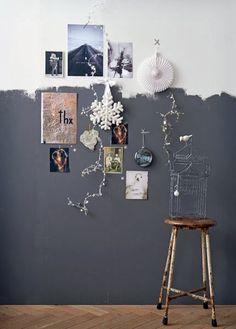 Achados de Decoração - blog de decoração e bem viver: PINTURA DE PAREDE: EFEITOS QUE VOCÊ FAZ ou CONTRATA ALGUÉM PARA FAZER
