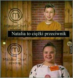 Wtf Funny, Funny Cute, Funny Photos, Funny Images, Masterchef Junior, Polish Memes, Funny Mems, 5 W, Funny Stories