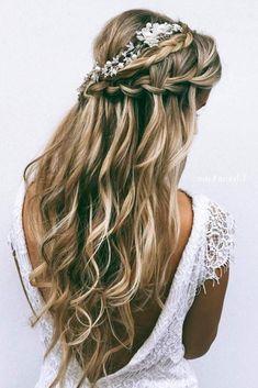Beste Braut Lange Frisuren