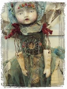 art doll. I love this