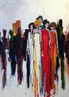 Love this painting from Kimberly Kiel  Modern Contemporary Fine Art Gallery - The Avenue Gallery - Victoria BC