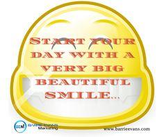 Smile it's Saturday!