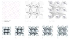 origami as deployable structure rerdm.hyperbody