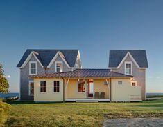 Marvin Architect's Challenge Winner: A Summer House on Block Island - Remodelista 10/12/12