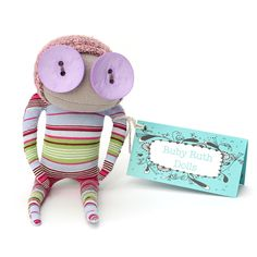 Ruby Ruth Doll - Lily - so cute, i want one!