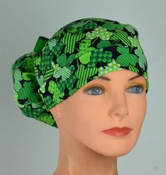 Hey, I found this really awesome Etsy listing at https://www.etsy.com/listing/219682255/perfect-fit-ponytail-surgical-scrub-hat