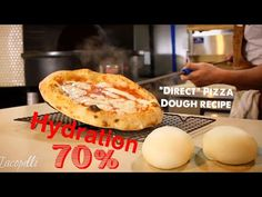 THE PERFECT HYDRATION FOR NEAPOLITAN PIZZA DOUGH 70% - YouTube Neapolitan Pizza Dough Recipe, Neopolitan Pizza, Best Pizza Dough, Good Pizza, Pizza Yeast, Slovenian Food, Mini Oreo, Perfect Pizza, How To Make Pizza