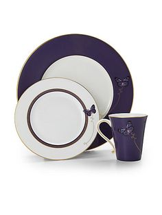 Prouna - My Butterfly Charger Plate - Saks.com