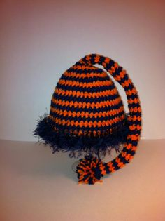 Auburn Elf Hat