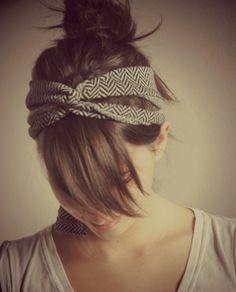 DIY headbands | Crafts Tutorials Blog - Ideas For Crafts