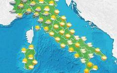 Previsioni Meteo e Almanacco del Giorno di Domenica 14 Giugno #tempo #previsioni #meteo #almanacco #storia