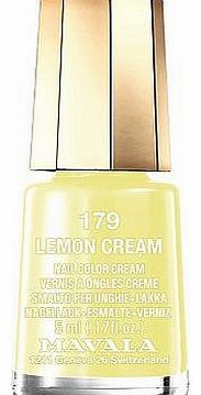 Mavala Mini Colour Nail Polish Lemon Cream 5ml 16 Advantage card points. Mavala Mini colour Nail Polish are perfect little pots of colour that wont dry out before you reach the bottom FREE Delivery on orders over 45 GBP. http://www.comparestoreprices.co.uk/nail-products/mavala-mini-colour-nail-polish-lemon-cream-5ml.asp