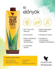 Drink in the benefits of Forever Aloe Vera Gel®. Our aloe vera drinking gel is made of pure inner leaf aloe with no preservatives for an experience as close to nature as you can get! Aloe Vera Gel Forever, Forever Living Aloe Vera, Aloe Drink, Drink Rum, Aloe Vera Uses, Forever Living Business, Nutrition Sportive, Gel Aloe, Chocolate Slim