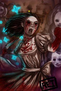 Alice's Madness Returns by ShiroReikaji