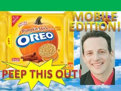 Pumpkin Spice Creme Oreo™ Limited Edition Review! Peep THIS Out!