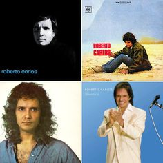 Cerca de 60 álbuns de Roberto Carlos podem ser ouvidos no Spotify a partir desta terça-feira (7/4)...