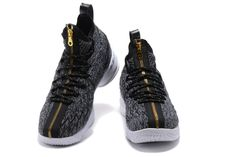 f00c1f41488 Factory Authentic 2018 Nike LeBron 15 Basketball Shoes Ashes Black  Gold-White Nike LeBron 15 XV Basketball Shoes For Sale