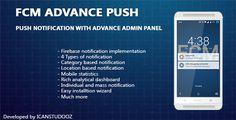 Firebase Push Notification android /FCM + Advance Admin Panel v1.3 - https://codeholder.net/item/mobile/firebase-push-notification-android-fcm