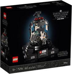 Figurine Lego Star Wars, Lego Star Wars Minifiguren, Star Wars Minifigures, Darth Vader Lego, Construction Lego, Lego Builder, Lego Storage, Lego Disney, Lego Projects