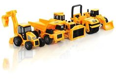 Toy State CAT Caterpillar Construction Toys Mini Machine set of Dump Truck, Bulldozer, Wheel Loader, Backhoe and Road Compactor- Indivualy Packaged Free-Wheeling Vehicle Sand Box Toy Children Imagination Fun Caterpillar Toys, Cat Machines, Play Vehicles, Dump Trucks, Toys Online, Toy Boxes, Cool Toys, Kids Toys, Monster Trucks