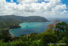 Photo of the day: A view of Charlotteville from Flagstaff Hill  Source: https://www.facebook.com/Jason.X.Photography  #POTD #PhotoOfTheDay #PictureOfTheDay #Tobago #Trinidad #TrinidadAndTobago #Caribbean #CharlottevilleTobago #Charlotteville #FlagstaffHillTobago #FlagstaffHill #TobagoBookings