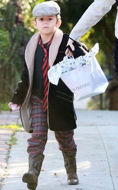 Kingston Rossdale- Gwen Stefani and Gavin Rossdale's son