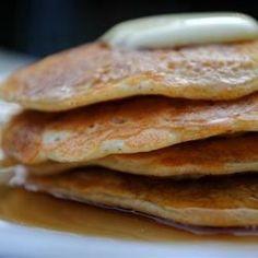 Overnight Raisin Oatmeal Pancakes - Allrecipes.com