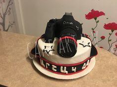 Cake appareil photo