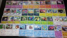Evolutions 50x Bulk Pokemon Card LOT Sun and Moon Rare Reverse Commons