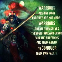 The Warrior Within Us