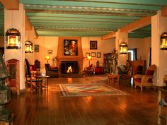 The La Posada Hotel, in Winslow, AZ. Charmingly restored Harvey House, railroad hotel, designed by Mary Colter. It's our favorite retreat. Route 66 Arizona, Arizona Road Trip, Arizona Travel, Winslow Arizona, Harvey House, Guest Ranch, Hotel Reviews, Wonderful Places, Amazing Places