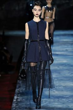 Marc Jacobs Fall 2015 Ready-to-Wear - Front-row - Gallery - Style.com