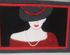 Caixa patchwork embutido para bijuteria